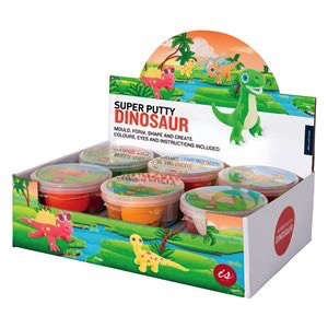 Super Putty - Dinosaurs