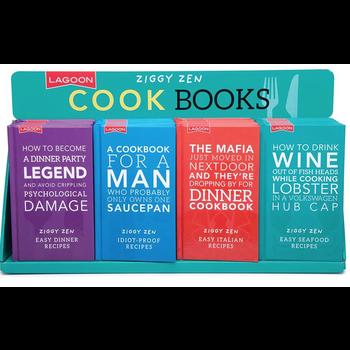 Ziggy Zen Cook Books
