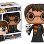 Harry Potter - Harry w/Hedwig Pop!