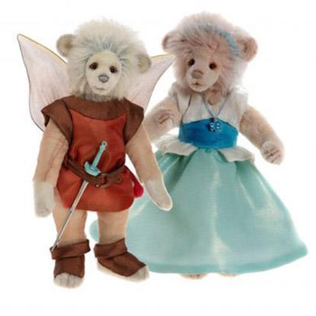 Charlie Bears - Thumbelina and King of the Fairies 2017 Isabelle