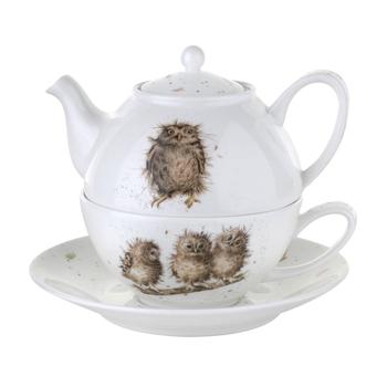 W/DALE TEA FOR ONE W/SCR 0.3L/10OZ