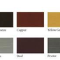 Metallic Effect Paint 250ml Copper