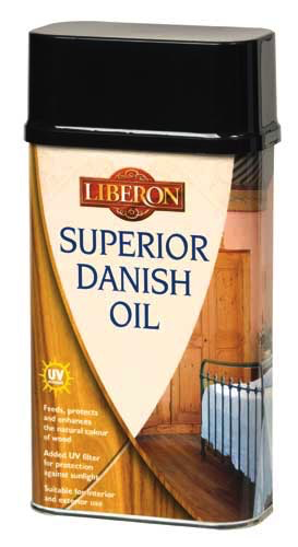 Superior Danish Oil 1 Litre