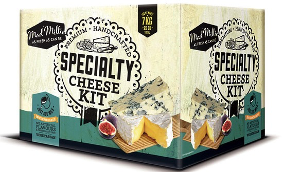 KIT - Mad Millie Specialty Kit & Cultures