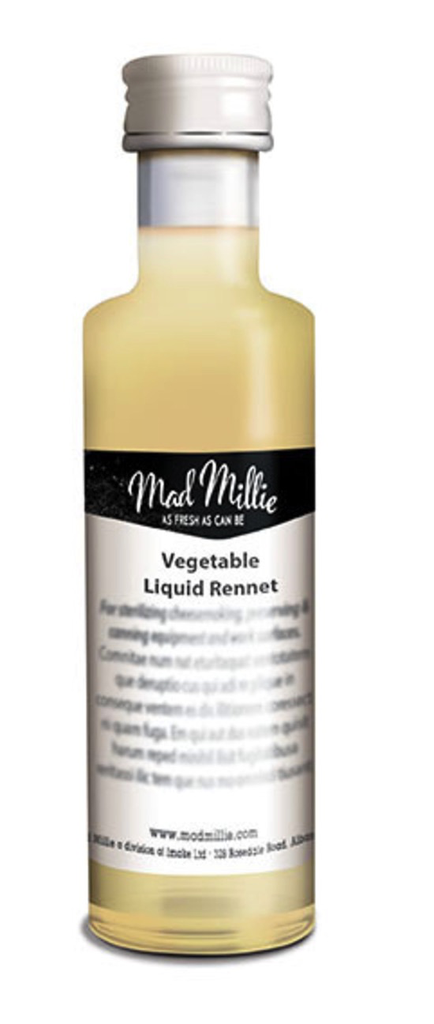 Mad Millie Rennet Vegetarian 50ml [FRIDGE)