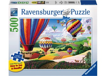 RBURG Billiant Ballons LGE Form Puzzle