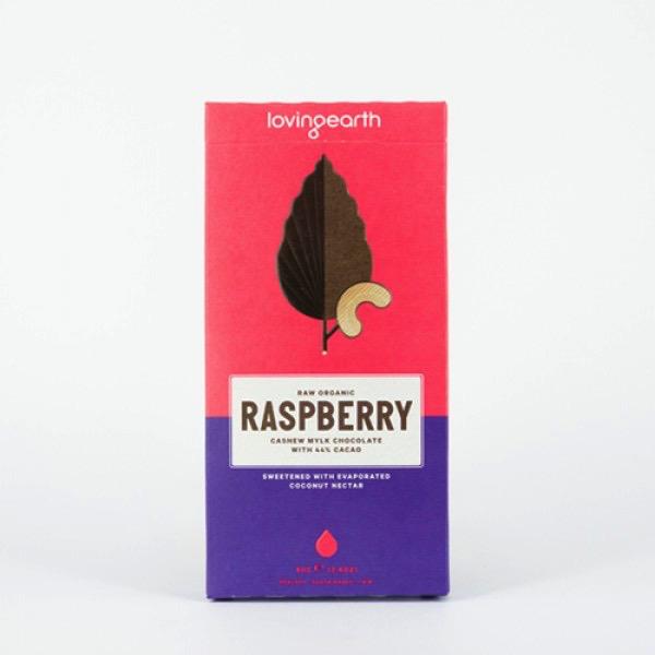 Raspberry Chocolate 80g