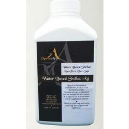 Water based Shellac 1L