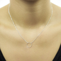 Kismet Silver Necklace