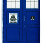 Dr Who - TARDIS Ladies Clutch Wallet