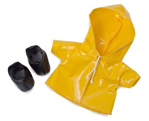 Outfit - Rainy day Set - Rubens Cutie