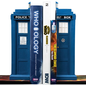 Dr Who - TARDIS Bookend Set