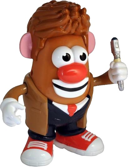 Dr Who - 10th Doctor Mr Potato Head