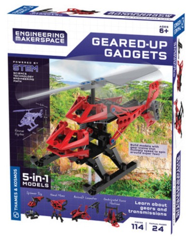 Geared-up Gadgets