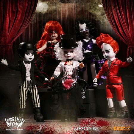 """Living Dead Dolls - s33 10"""" ASST"""