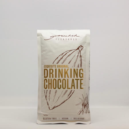 Grounded Pleasures Drinking Chocolate 200g