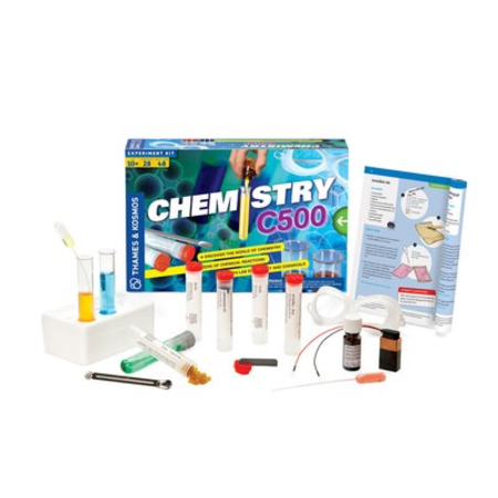 Chemistry C500
