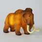 #NIGHT LIGHT LED - MAMMOTH battery+USB