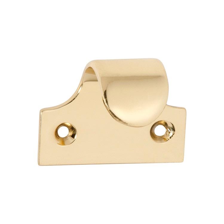 Sash Lift Classic Small Polished Brass H34xW42xP25mm