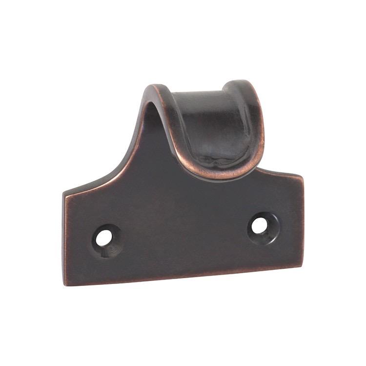 Sash Lift Ribbed Antique Copper H41xW48xP30mm