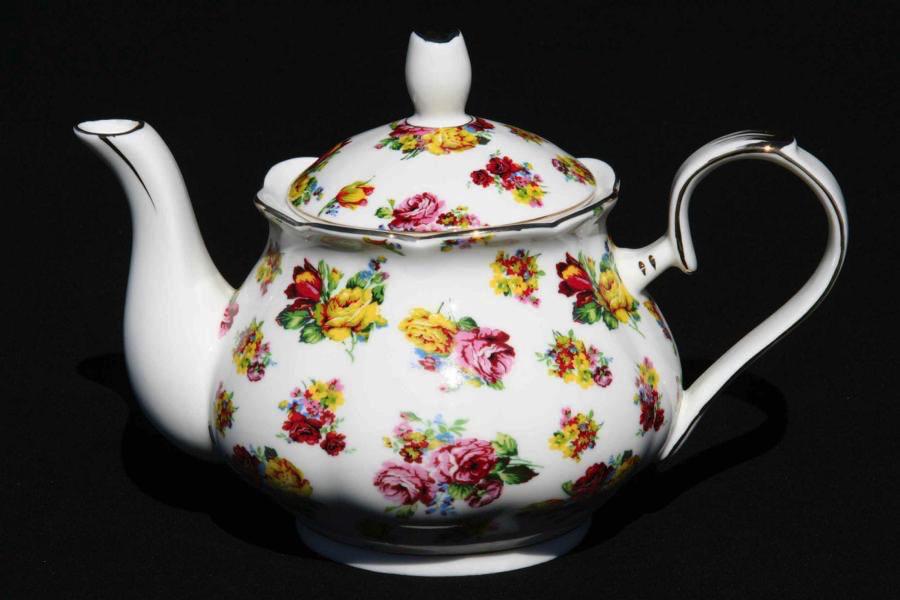Georgina 4 Cup Teapot
