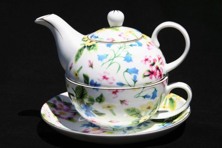 Charity Tea for One Set