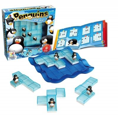 Penguins on Ice - Smart Game