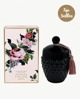 DELUXE SOY CANDLE 266g MARSHMALLOW