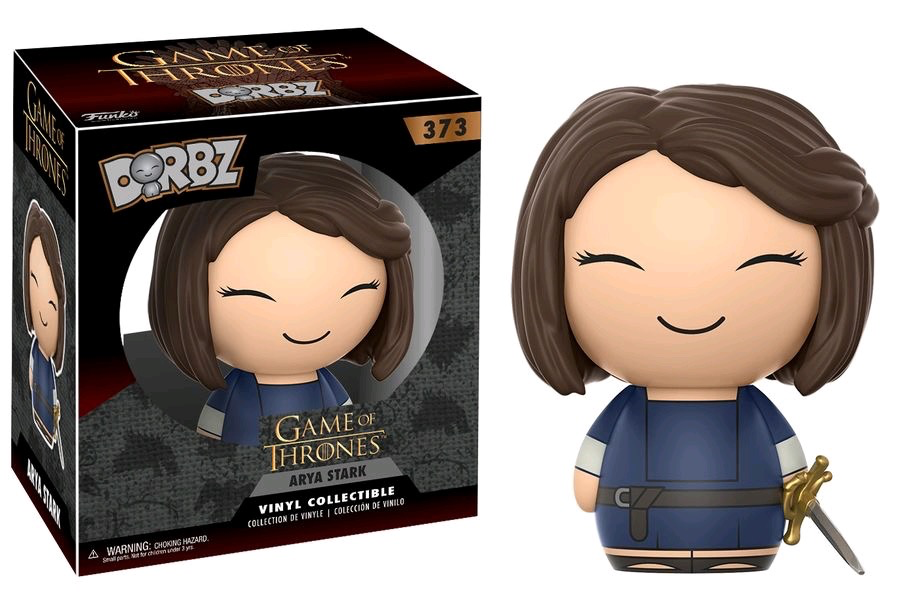 Game of Thrones - Arya Stark Dorbz
