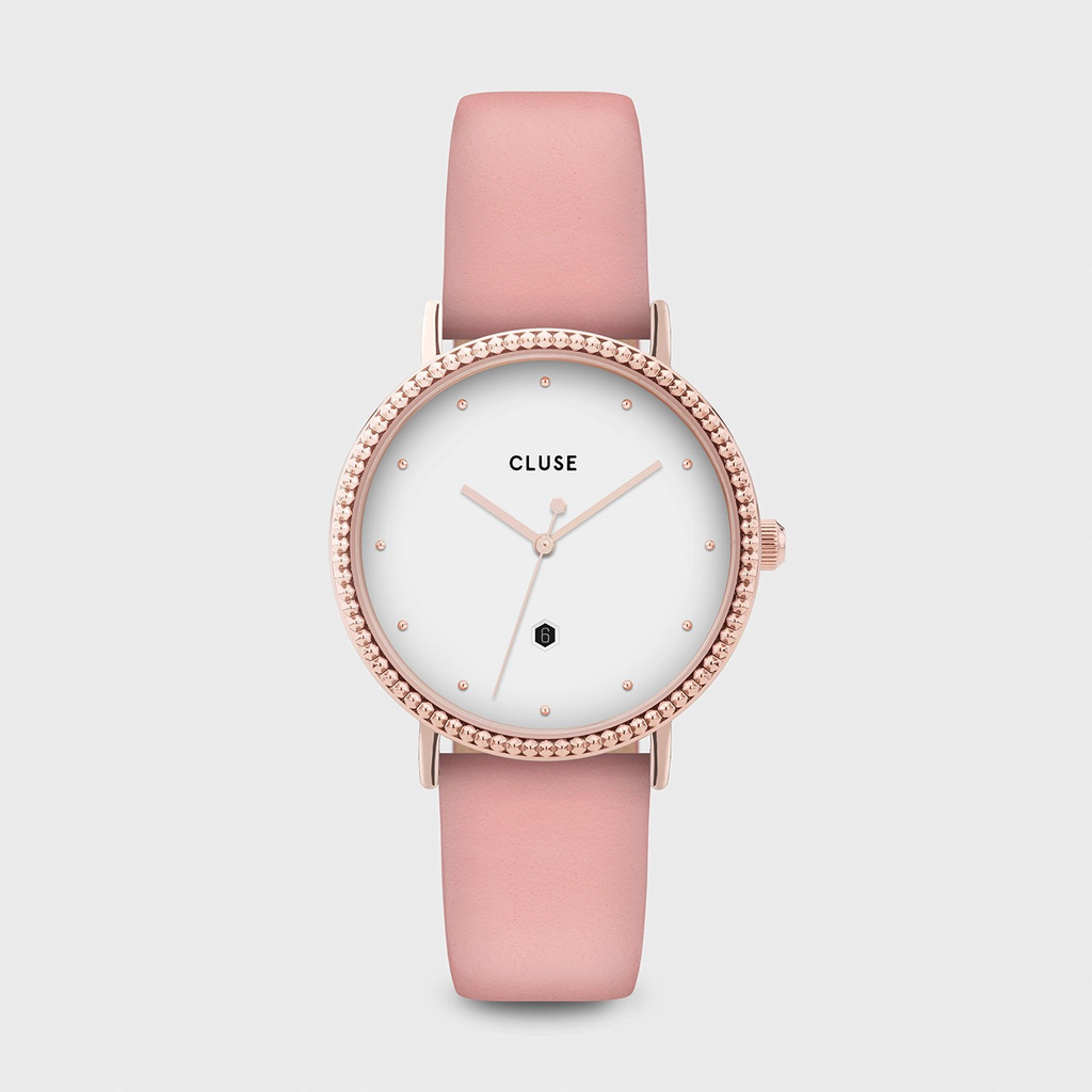 CLUSE Le Couronnement Rose Gold White / Soft Rose