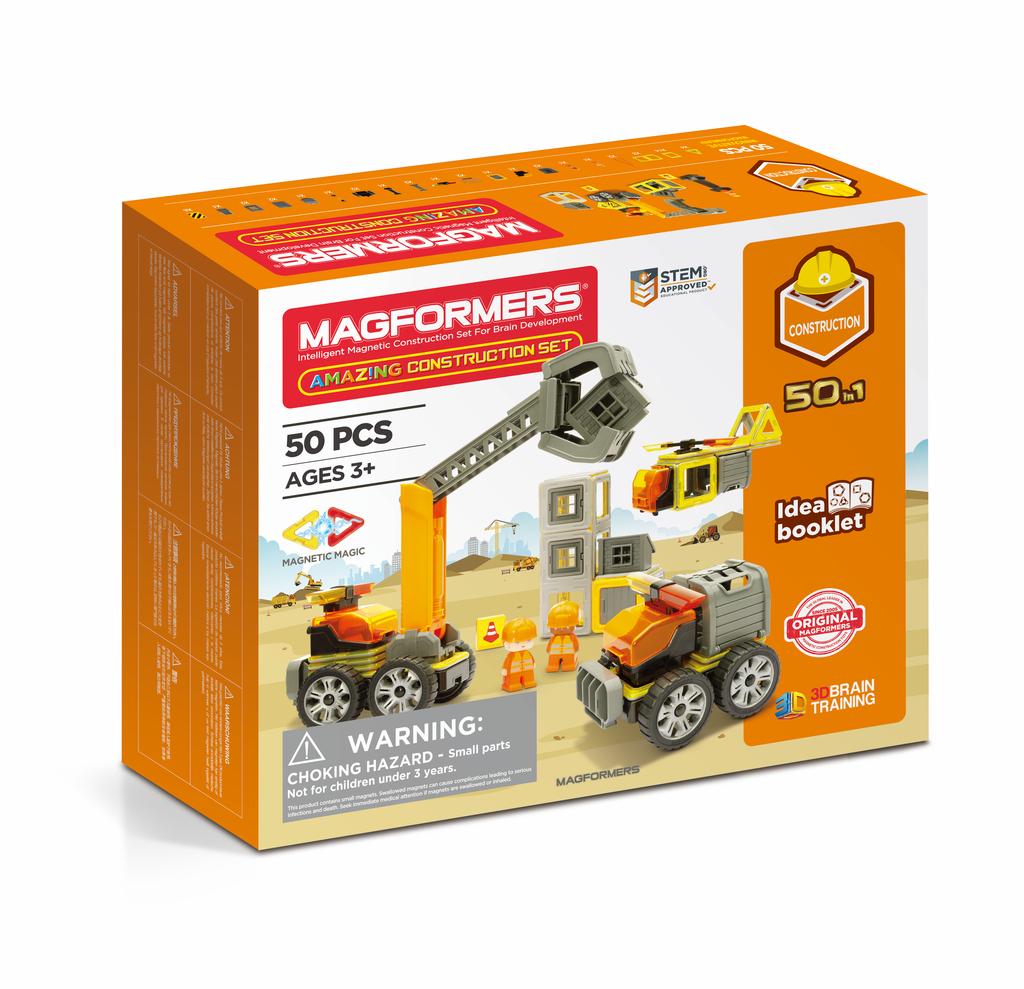 Amazing Construction Set  - Magformers