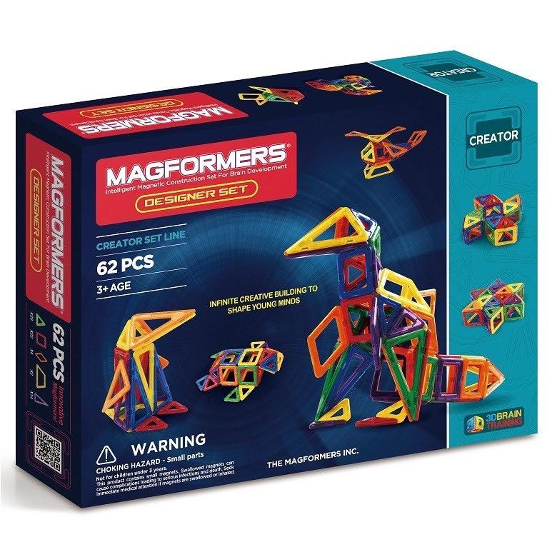 Designer Set - Magformers