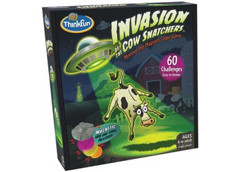 ThinkFun - Invasion of the Cow Snatchers