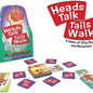 ThinkFun - Heads Talk Tails Walk