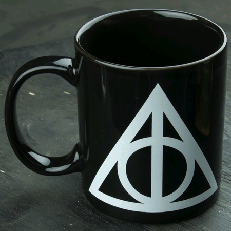 Harry Potter - Deathly Hallows Coffee Mug