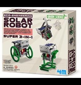 Australia 3 IN 1 MINI SOLAR ROBOT