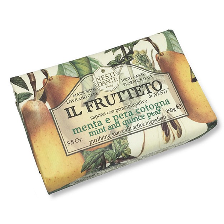 Mint & Quince Pear Soap