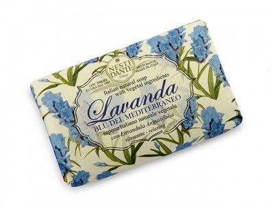 Lavanda Blue Mediterraneo Soap