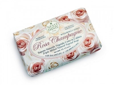 Rosa Champagne Soap