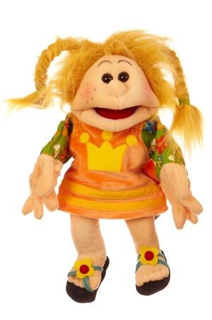 Jennylein 35 cm Handpuppe 35cm Living Puppets