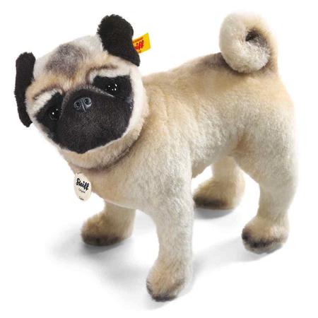 Lielou pug, white
