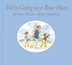We're Going On A Bear Hunt : Deluxe Edition