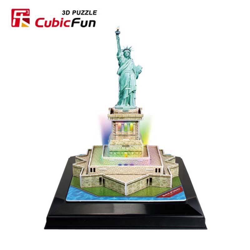 Statue of Liberty, 37pc