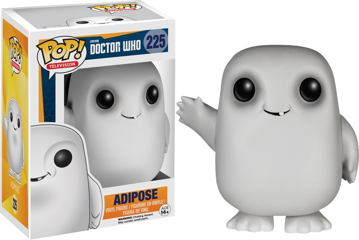 Dr Who - Adipose Pop!