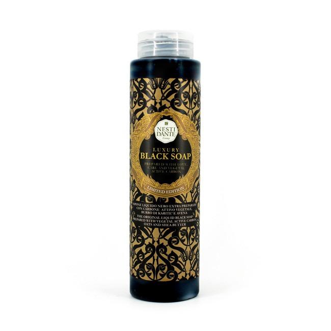 Luxury Black Shower Gel