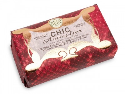 Chic Animalier Red Python Soap