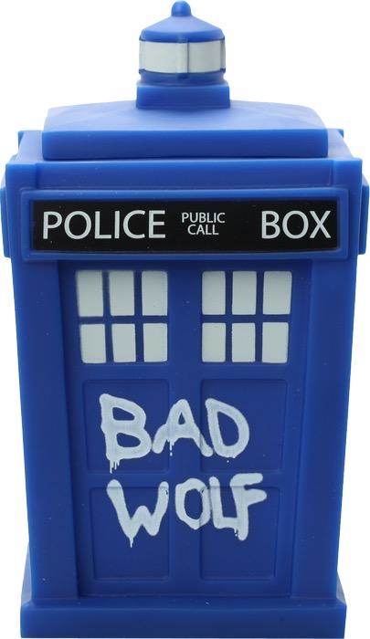 "Dr Who - Bad Wolf TARDIS 6.5"" Vinyl Figure"