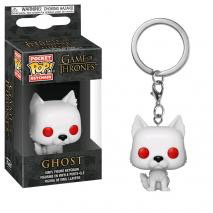 Game of Thrones - Ghost Pop! Keychain