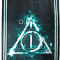Harry Potter - Deathly Hallows Satin Banner