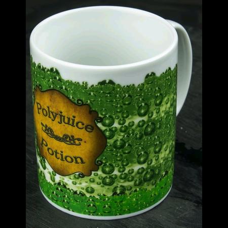 Harry Potter - PolyJuice Potion Heat Changing Mug